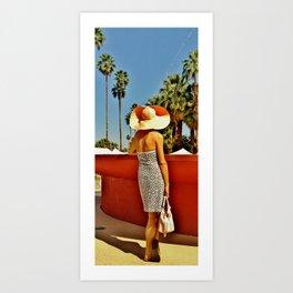 Palm Springs, 2014 Art Print