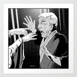 Creepshow Art Print