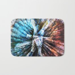 ARCHAIC CROSS SOUND Bath Mat