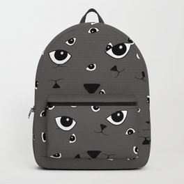 JD (John Doe) Cat Backpack