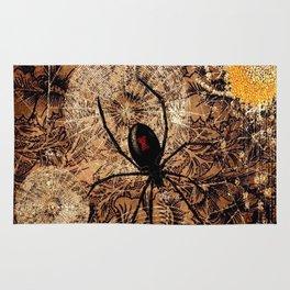 Black Widow Rug
