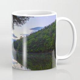 Lake Sunrise Coffee Mug