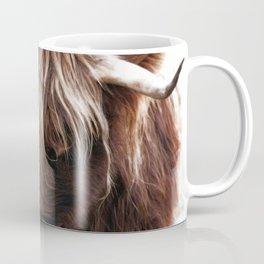 Scottish highland cattle Coffee Mug