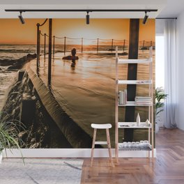 A Place to Think Wall Mural