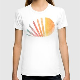 Raising sun (rainbow-ed) T-shirt