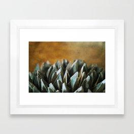 Seed Framed Art Print