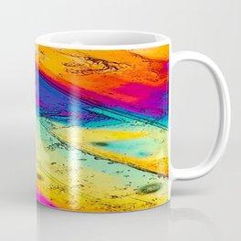 Thin Section X Coffee Mug