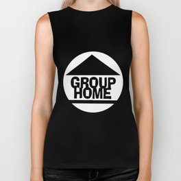 Group Home Gang Starr Foundation  grandpa Biker Tank