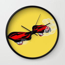 U ripstick? Wall Clock