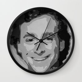 Bob Saget Wall Clock