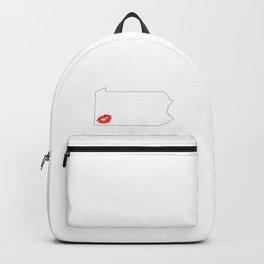 Pittsburgh Pucker Backpack