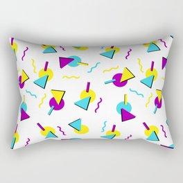 80s to the max Rectangular Pillow