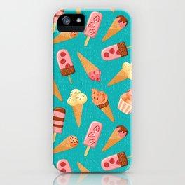 Fruit Ice Cream iPhone Case