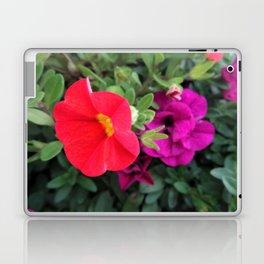 Calibrachoa Flowers 2 Laptop & iPad Skin