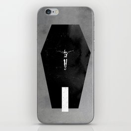 Shallow Grave iPhone Skin