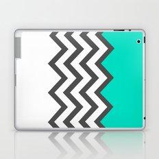 Color Blocked Chevron 9 Laptop & iPad Skin