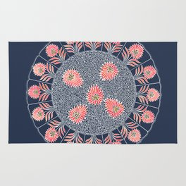 Girl Scout Patch Rug