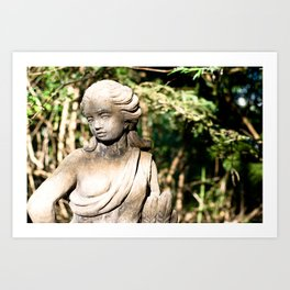 statue (one) Art Print