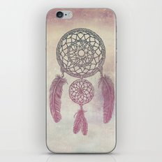 Double Dream Catcher (Rose) iPhone & iPod Skin