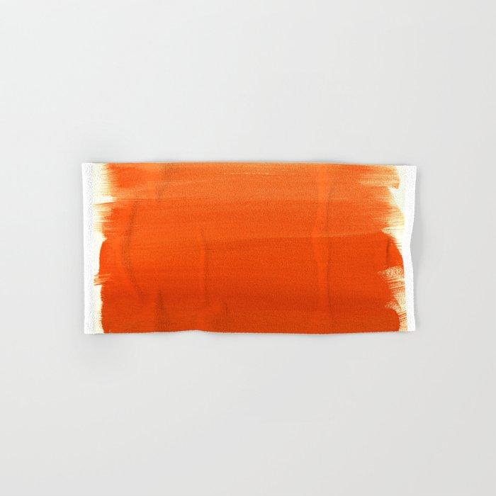 Oranges No. 1 Hand & Bath Towel