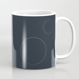 Melancholia, Lars von Trier, minimal movie poster, Danish film Coffee Mug