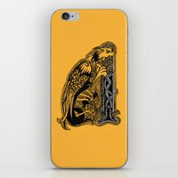 celtic iPhone & iPod Skins featuring celtic by Julia Menshikova