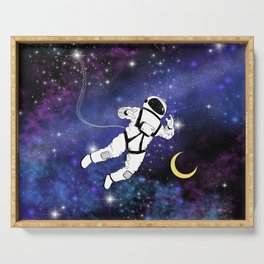 I Need My Space Serving Tray