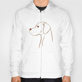 English Pointer (White and Brown) Hoody