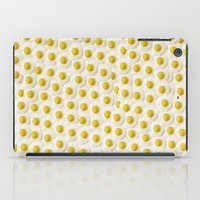 eggs iPad Cases featuring Eggs by Tyler Spangler