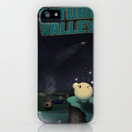 Earthbound - Greetings From Saturn Valley iPhone Case