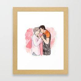 Inktober - DaiSuga Framed Art Print