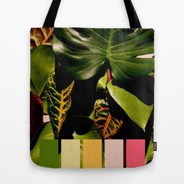 plants pantone Tote Bag