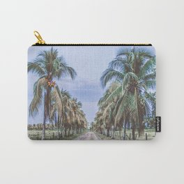 Costa Rican Palms Carry-All Pouch