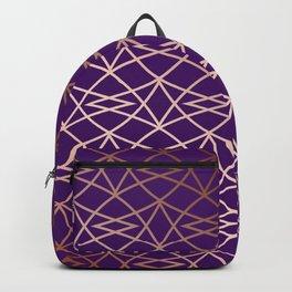 Copper Design Backpack