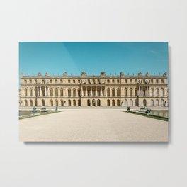 Versailles kingdom Metal Print