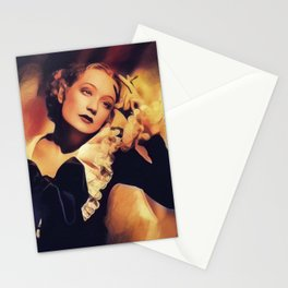 Miriam Hopkins, Actress Stationery Cards