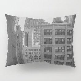 grimy nyc window... Pillow Sham