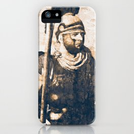 Ancient Greek Hoplite iPhone Case
