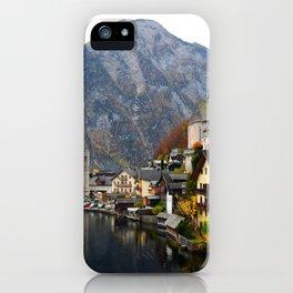 Hallstatt - Austria iPhone Case