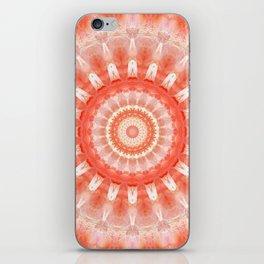 Mandala vivacity iPhone Skin