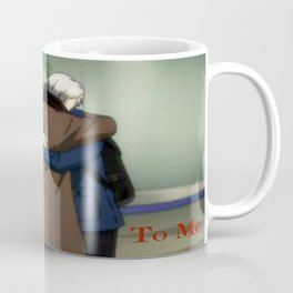 Stay Close To Me - Yuri On ice Coffee Mug