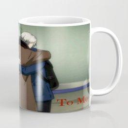 Stay Close To Me - Yuri On ice Coffee Mug