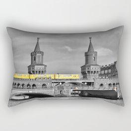 Berlin Oberbaumbruecke Rectangular Pillow