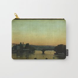 Evening in Prague Carry-All Pouch