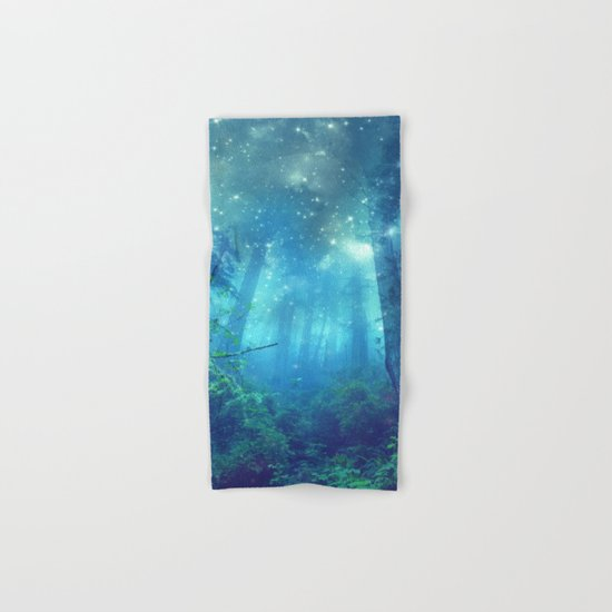 Enchanted Forest Hand & Bath Towel
