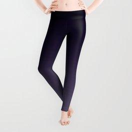 Ombre Ultra Violet Dark Purple Leggings