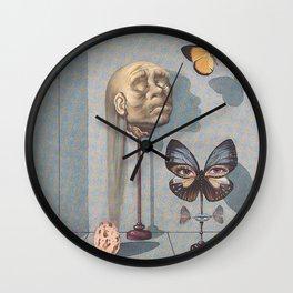 THE LIMIT - SALVADOR DALI Wall Clock