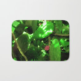 Bloom Where You Are Planted Bath Mat