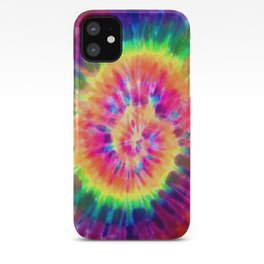 Tie-Dye iPhone Case