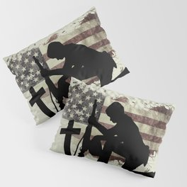 The Cost of Freedom Pillow Sham